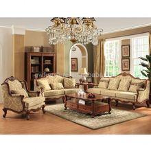 image of sofa set