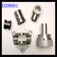 Chrome plated 303 stainless steel cnc milling and turning part