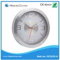 ( M2410-a ) de alta qualtity decorativa presente vip clock para home decor