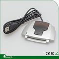 Chip de smart card reader/gravador de cartão inteligente leitor de cartão smart card acr38 programador