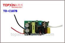 ac220v to dc 18v led driver 9w 600ma led bulb driver