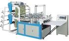 Four Line Bottom sealing flat t-shirt bag making machine (LDF-8004)