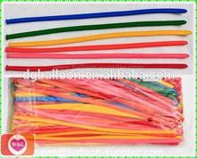 long magic balloons/ twist latex balloons