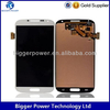 lcd screen assembly mobile phone spare parts for samsung galaxy s4