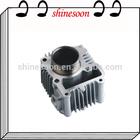 High Performance Single Cylinder , Air-Cooled Aluminum Cylinder Block JY110