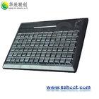 Programmable pos keyboard--KB78