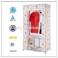 Portable folding plastic wardrobe ,Fabric closet,Oxford cloth wardrobes