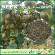 SEEK enzyme for organic fertilizer