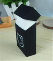 cute shapes FDA/LFGB/SGS standard silicone cigarette pack cover