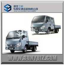 1T,1.5T,2T yuejin 4x2 light truck