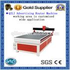 Advertising equipment JINAN cnc router machine for advertising --QL-1224