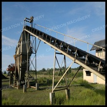 Good performance mining transport, conveyor system large capacity