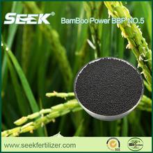 made in china Biochar Fertilizer with NPK Fertilizer for rice planting