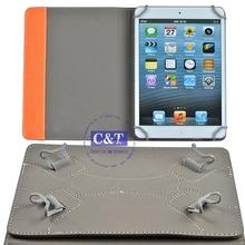 Full protective cover colofule clear case for ipad mini