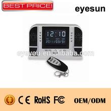 720P HD Multifunction Clock Camera,nanny cams,desk clock hidden camera