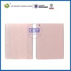 Factory wholesale stylished useful luminous case for ipad mini
