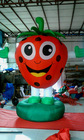 HOT !! Inflatable strawberry ,Inflatable fruit