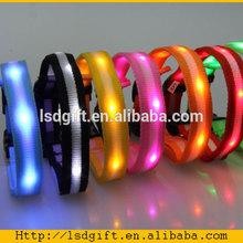 Fashion light weight nylon webbing for dog collars