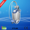 3 in 1 zerona Laser Lipo& Vakuum walze Velashape abnehmen Maschine& Kryotherapie lipo kryo einfrieren fett maschine