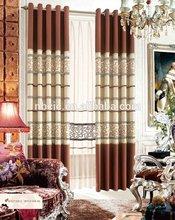 Wholesale custom lace curtain