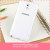 2014newest super thin case for samsung galaxy note 3,fluorescent clear case for samsung galaxy