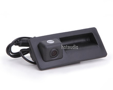 CCD Car Rear Camera for truck handle VW Lavid Passat Touareg Jetta 2012 Audi A4 S4 A5 S5 Q5 A6L A8L Auto Review Backup Reverse