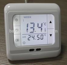16A 230V Digital Floor Heating Thermostat