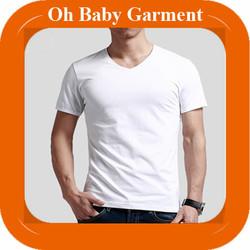 OEM wholesale custom blank men t shirt,factory price t shirt china supplier