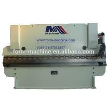 Hydraulic press brake steel bending machine Metal Plate Bending Machine