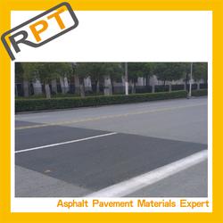 Pothole repair, asphalt plant