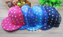 2014 children star shape snapback cap