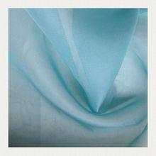 organza silk fabric for bridal dress