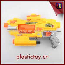 cheap small plastic toys soft bullet gun KQZ175785