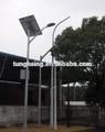 Frp postes de iluminação de rua