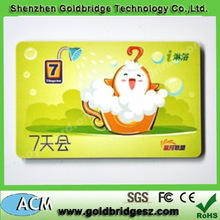 Branded best sell 1k Bytes Rfid Card 13.56mhz For School
