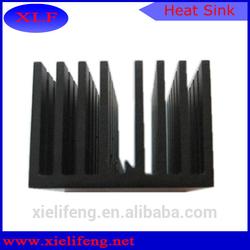 Professional Enner ShenZhen factory Wholesale - 36x36x25mm Aluminum Heat Sink IC Radiator
