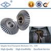SBSG2.5-3020R 45C material m2.5 30T JIS standard small spiral bevel gears
