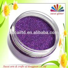 Xucai professional glitter powder supply