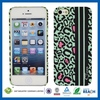 Cheap Custom Mobile Phone cases diamond cover for iphone 5c