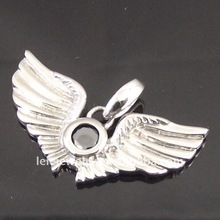 fashion stainless steel pendant jewelry eagle