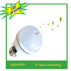 6w led replace the cfl 18w negative ion air purifying bulb