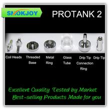 IN STOCK PROMOTION !!! Newest 2014 Big Vapor Most popular kanger tech clear protank atomizer 2