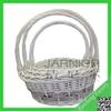 Fashion Design Long Handle Basket,Basket With Rope Handle,Large Storage Baskets With Handles