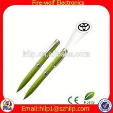 translucent plastic ball pen / Novetly translucent plastic ball pen Manufacturer