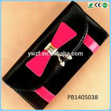 Fashion Zipper Lady Purse