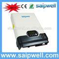 Reciente Saip Saipwell 2014 caliente de la venta 1000 w monofásico de la rejilla híbrido solar inversor de la energía con alta calidad