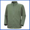 100% polester windproof polar fleece jacket