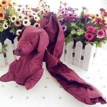High quality cartoon dog shaped folding shopping bag