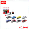 Funny kids toys car 8009 Mini rc car with cola bottle packing