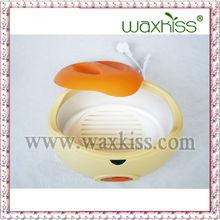 Paraffin wax spa orange heater for hands/feet treatment